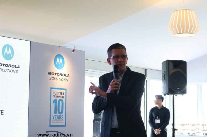Motorola giới thiệu sản phẩm mới sl2m